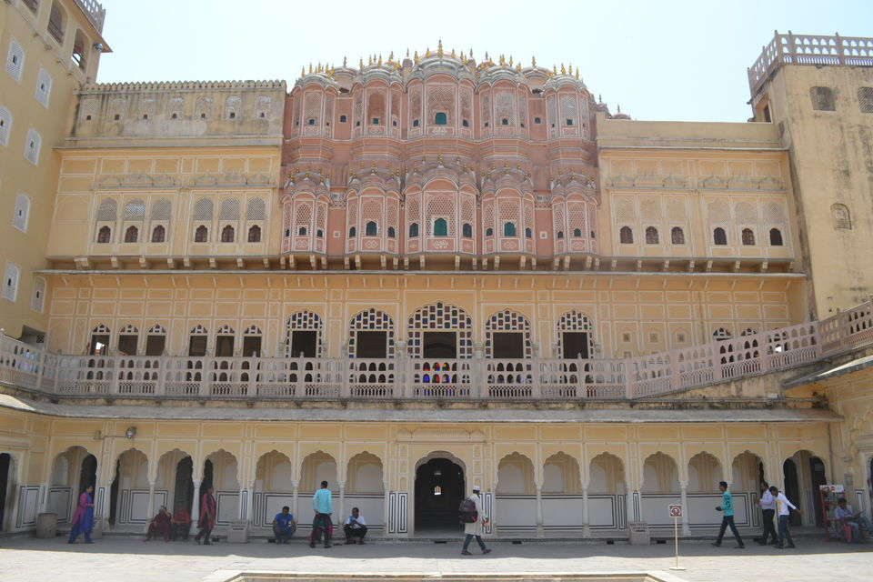 Photos of Everything you should visit on your travel to the pink city – Jaipur Part 2 1/1 by Saikat Mazumdar