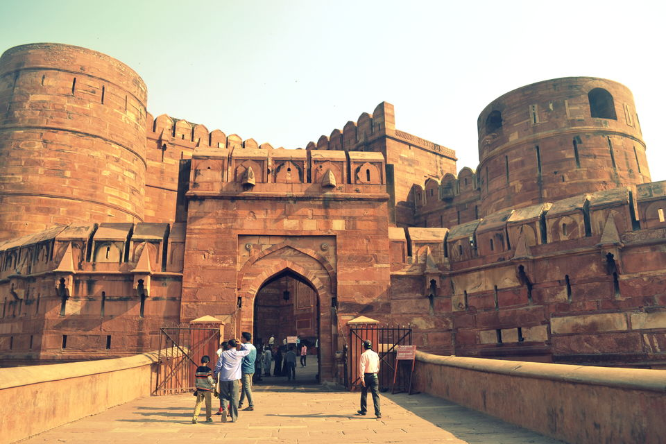 Photos of You can't miss these on your tour to Agra – Agra Fort and Fatehpur Sikhri 1/1 by Saikat Mazumdar