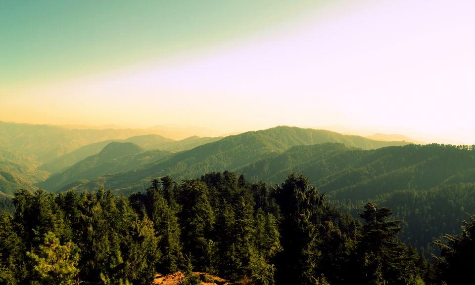 Photos of The enchanting Shimla with exhilarating Kufri 1/1 by Saikat Mazumdar
