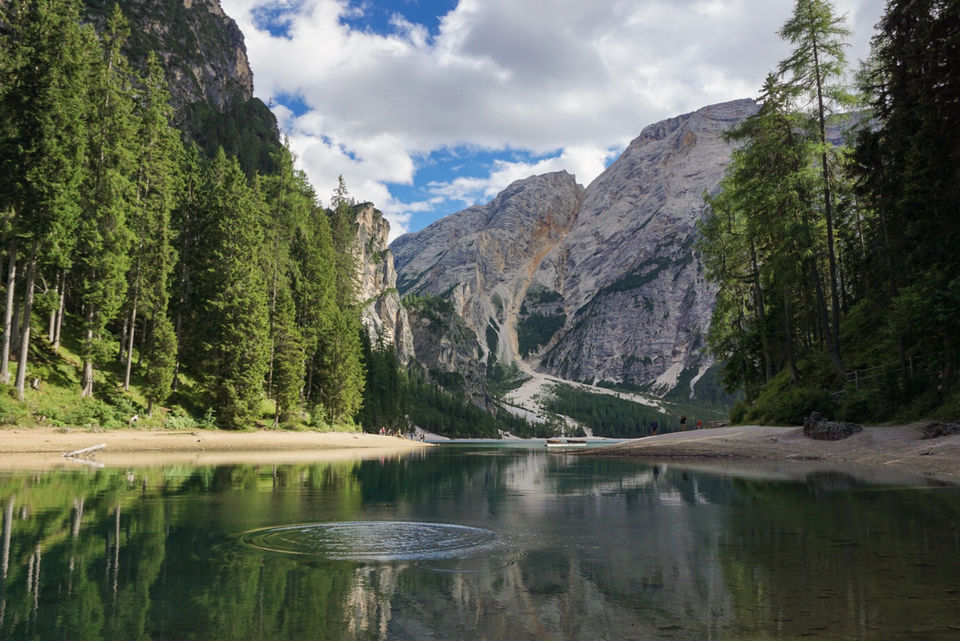 Had Your Fill Of The Himalayas? Trek These Dizzying UNESCO-Approved Mountains In Italy Instead