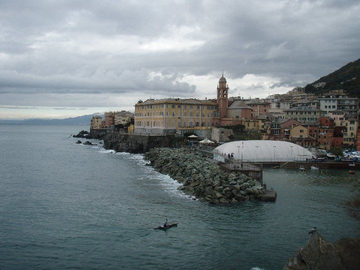 Photos of Rediscovering my World in Columbus' Town (Genoa, Italy) 1/1 by Unshod Rover