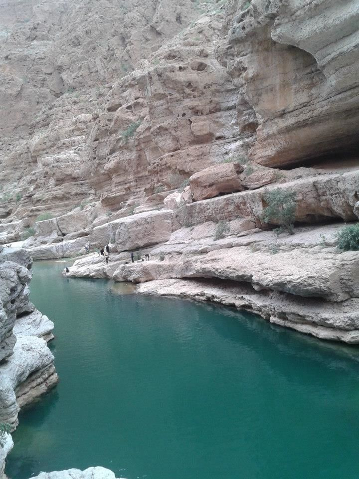 Photos of Oman Diary - Wadi Al Shab 1/1 by Sudipta Chowdhury