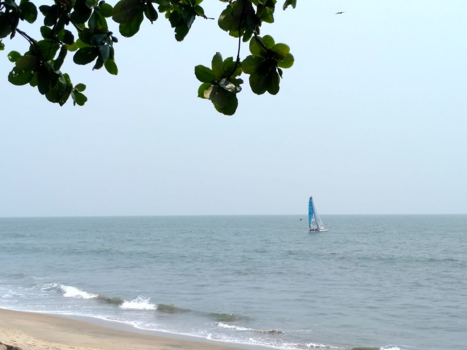 Cherai; one of the less traveled beaches of Kerala