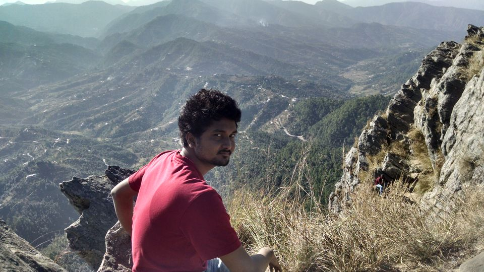 Photos of Trekking & Rappelling Episode in Mukteshwar, Uttarakhand - My First Office Trip 1/1 by Shashank Sinha