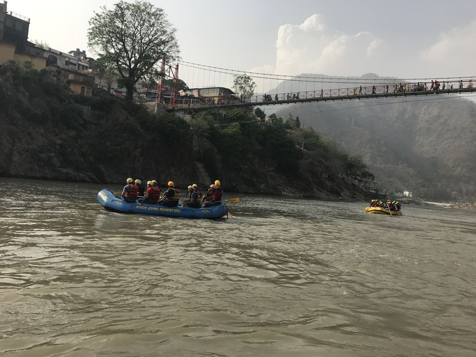 Photos of The Rishikesh Experience - Rafting and et cetera ! All you need to know for a weekend getaway. 1/1 by Shashank Sinha
