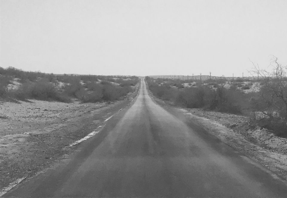 Photos of <i>Road to the Horizon!</i> 1/1 by Solaceonwheels