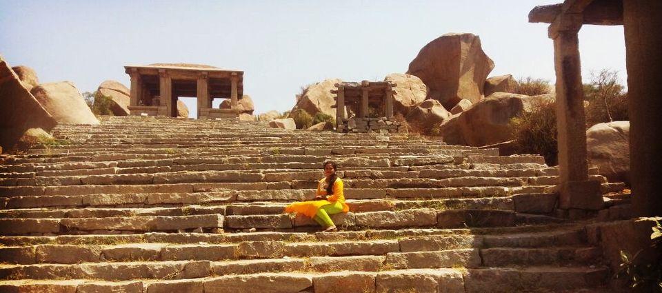 Photos of Hampi - the lost heritage 1/1 by vijithaprasad