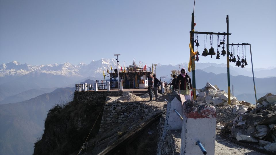 Photos of Kartik Swami Temple, Kronch Parvat, Rudraprayag 1/1 by Alakananda Banerjee
