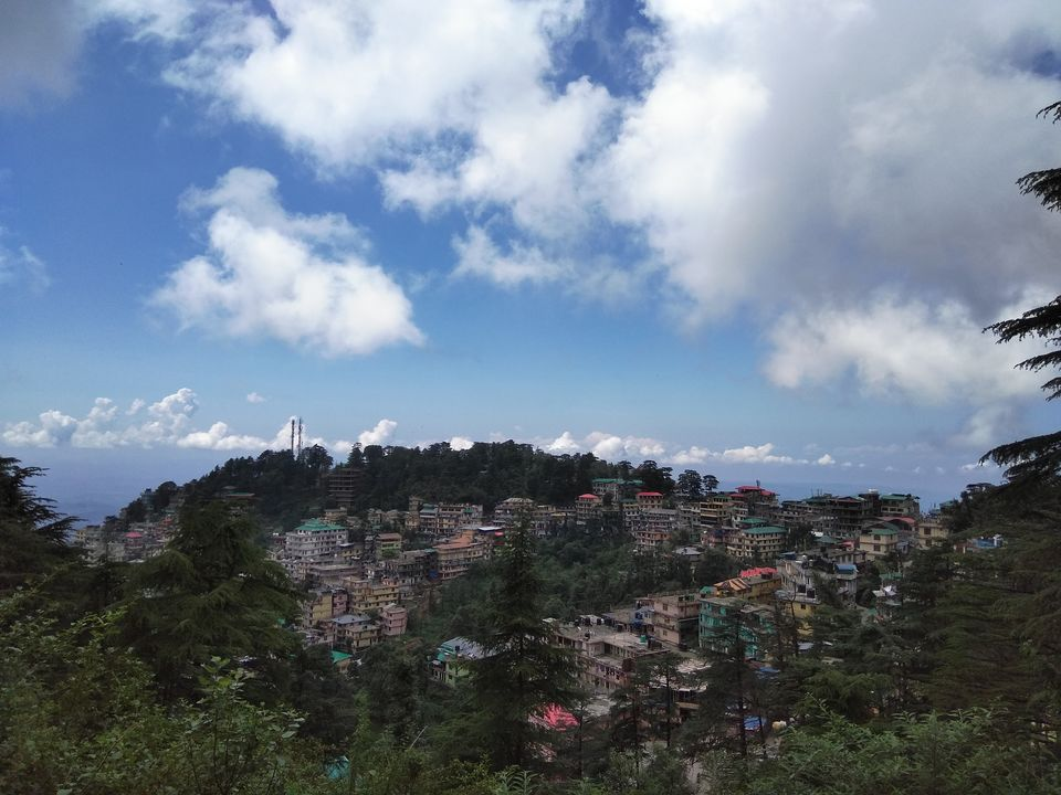 Photos of Mcleodganj- while on the way to Triund 1/1 by Aniket Bajoria