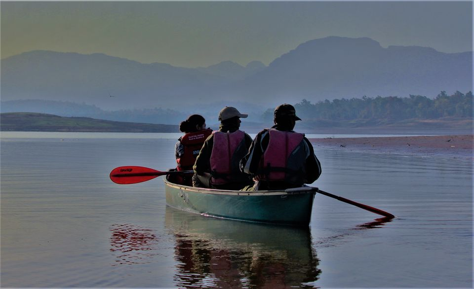 Photos of Canoeing can help you explore parts of the world where you cannot walk. 1/1 by Oindrila De