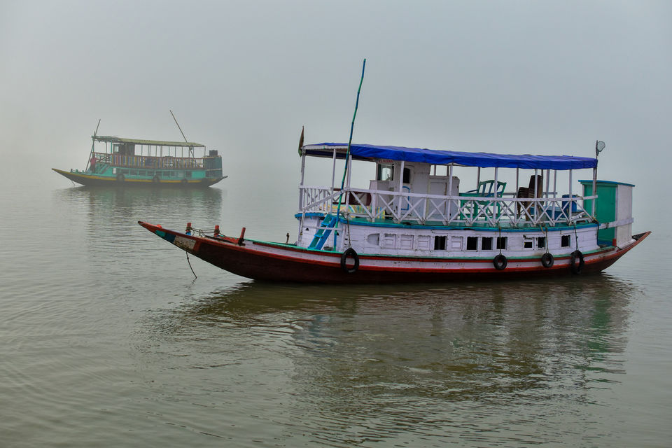 Trip to the Kingdom of Floating Vessels - Sunderbans