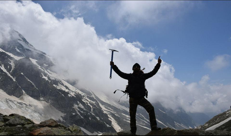 Photos of Hampta Pass - A Stunning Crossover Trek! <3 1/1 by Utsav Sarvaiya