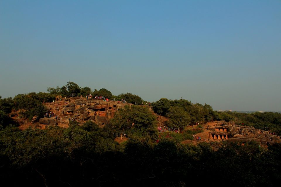 Photos of Udayagiri and Khandagiri : An Architectonic Archaic 1/1 by Glance Through Lens