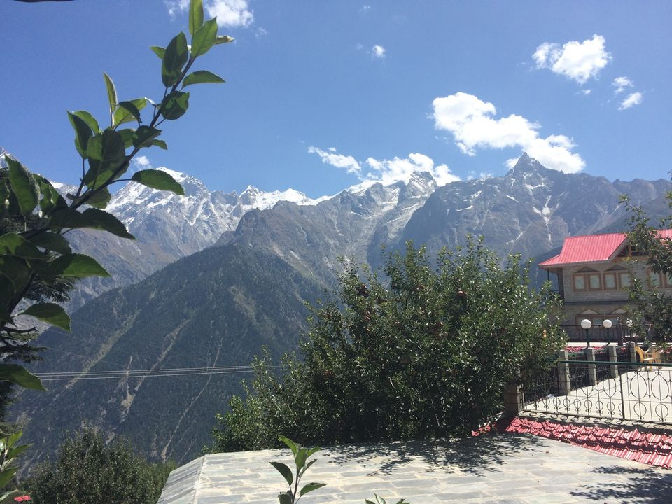 Photos of Journey to the last inhabited village of India - Chitkul (and Kalpa) 1/1 by Saurabh Singh