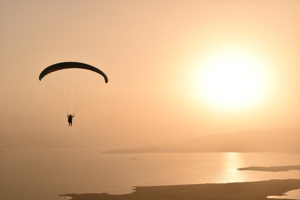 Photos of Paragliding near Mumbai and a relaxed stay in Nature's Lap?? Head to The Native Place! 1/1 by Prajakta Navandar