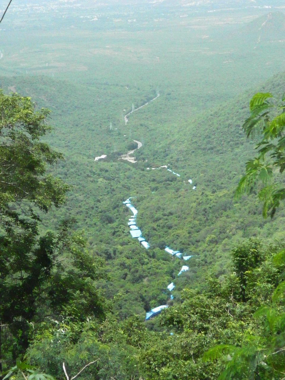 Photos of Breathtaking view of Srivari Mettu from Tirumala 1/1 by Bhargav KVRK
