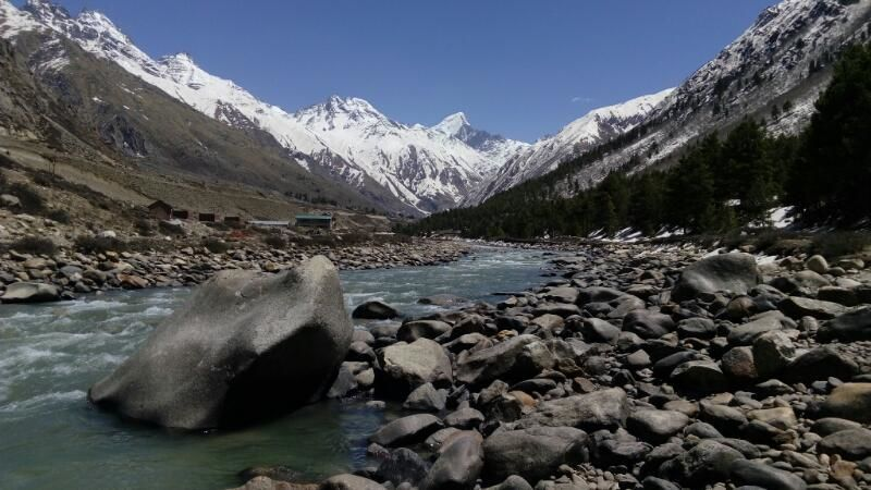 Photos of Bapsa River in Chitkul 1/1 by Rituja Mitra