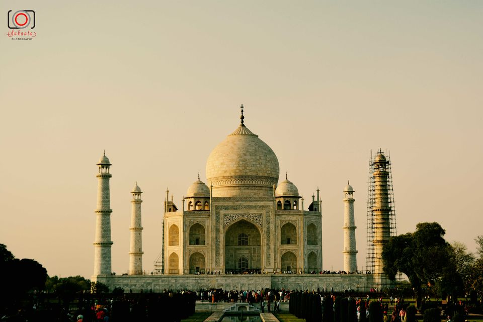 Photos of 7 Wonders of the World 1/1 by Sukanta Maity