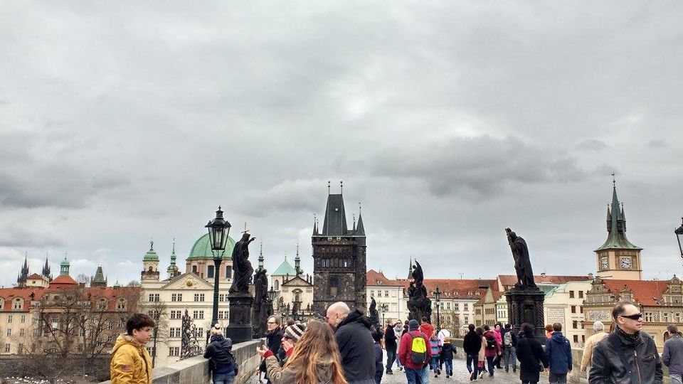 Prague - The Rockstar destination !!