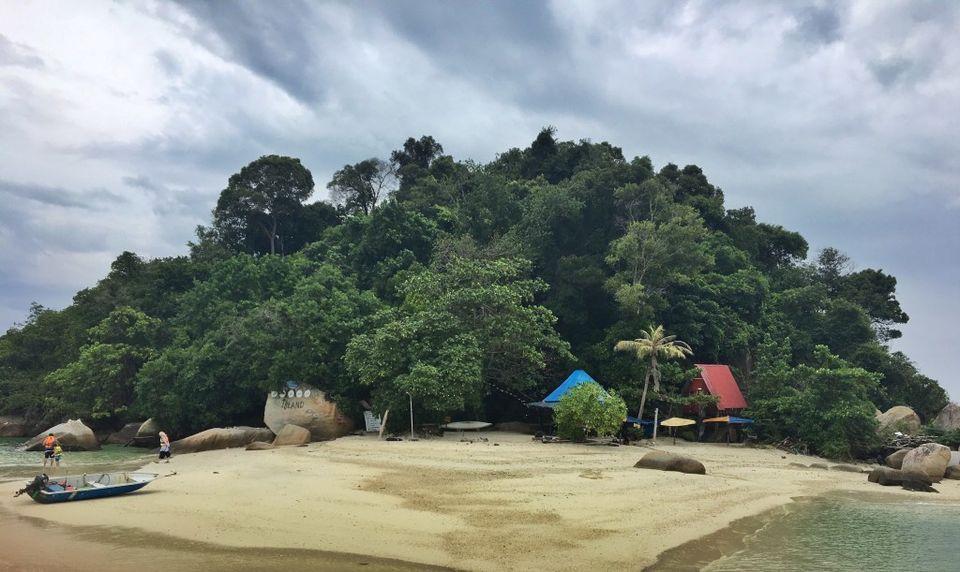 Pulau Pangkor, Girls on an Island   Malaysia