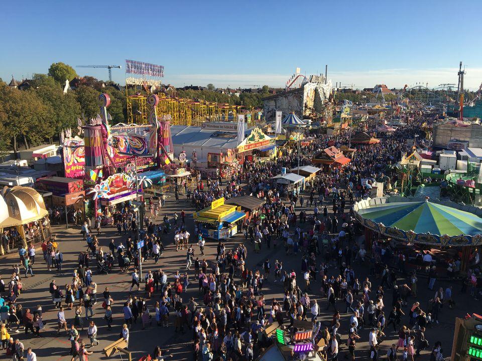 Photo of Oktoberfest, Munich, Germany by Ananya Ghosh
