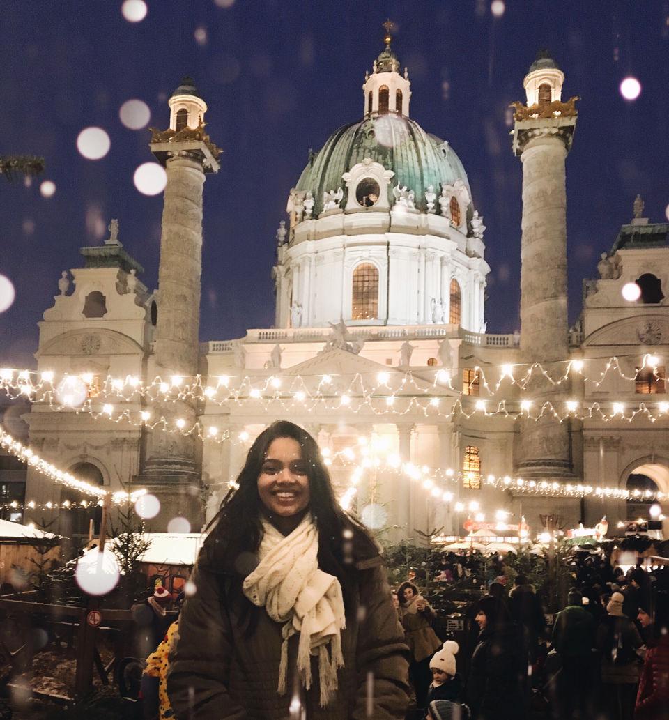 Photo of Vienna, Austria by Ananya Ghosh