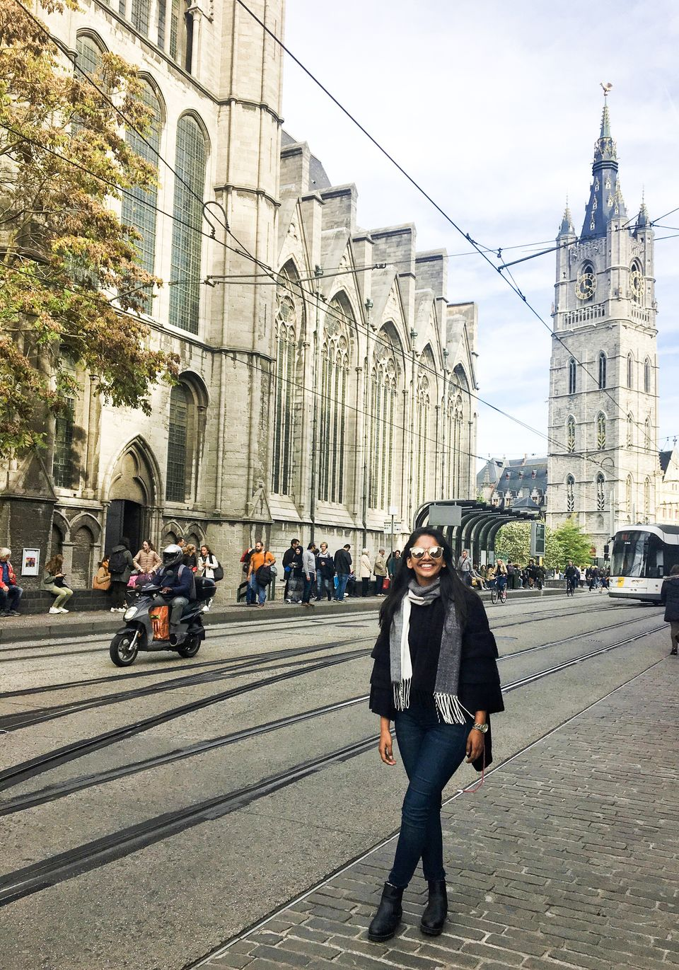 Photo of Ghent, Belgium by Ananya Ghosh