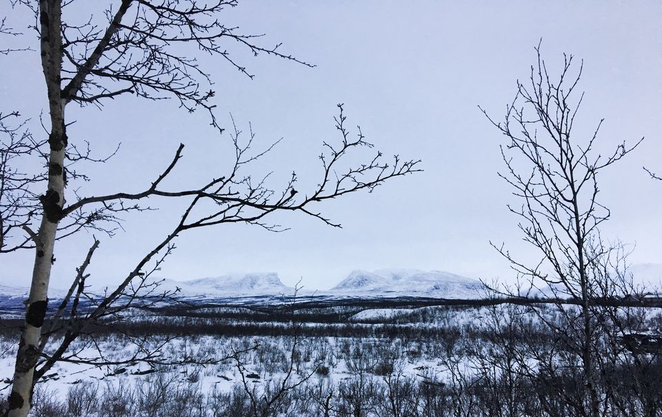 Photo of Abisko Turiststation, Abisko, Sweden by Ananya Ghosh