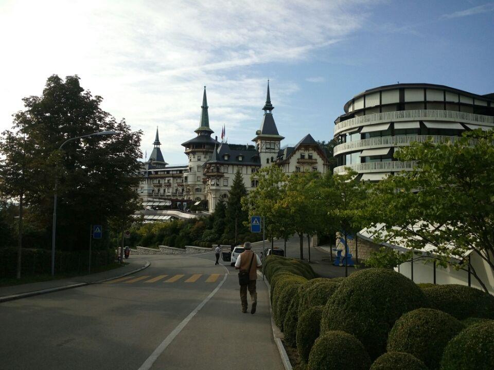Pampering myelf @ Zurich