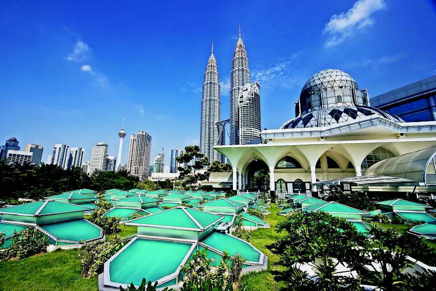 places to visit in malaysia big cities bright lights and pristine
