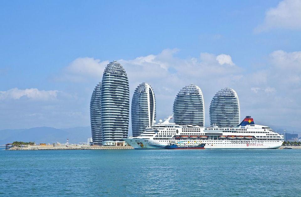 Photo Of Sanya Harbour Hainan China By Tripoto