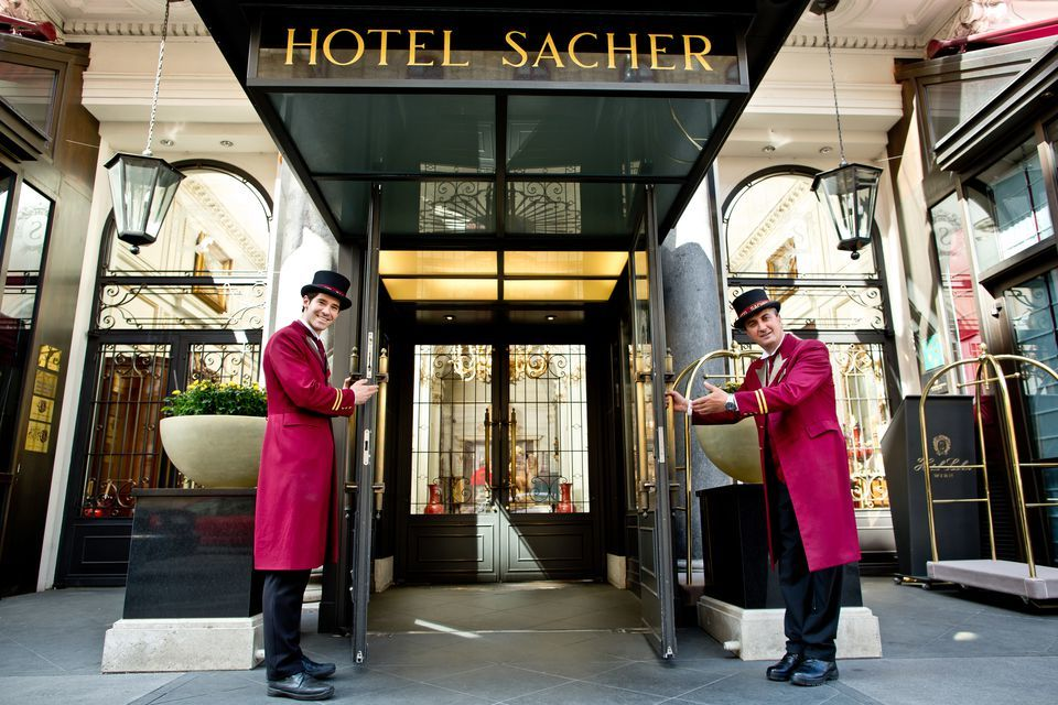 The Most Luxurious Hotels in Vienna: Travel