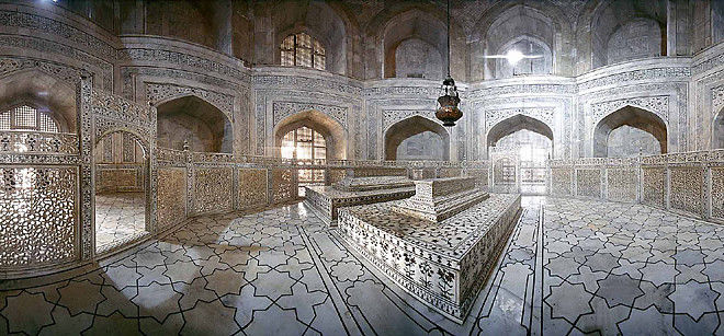 Inside Taj Mahal The Spectacular Tomb by Sarthak Johari Tripoto