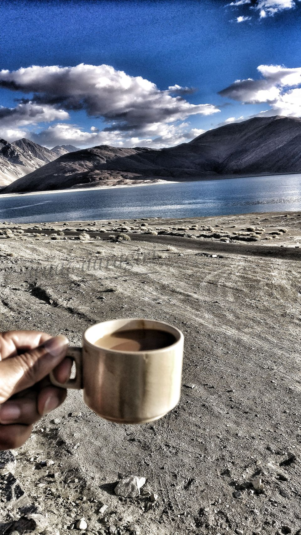 Photos of Pangong Tso 1/4 by aawaaragiri
