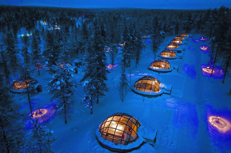 Top 10 Spectacular Igloo Villages in Europe