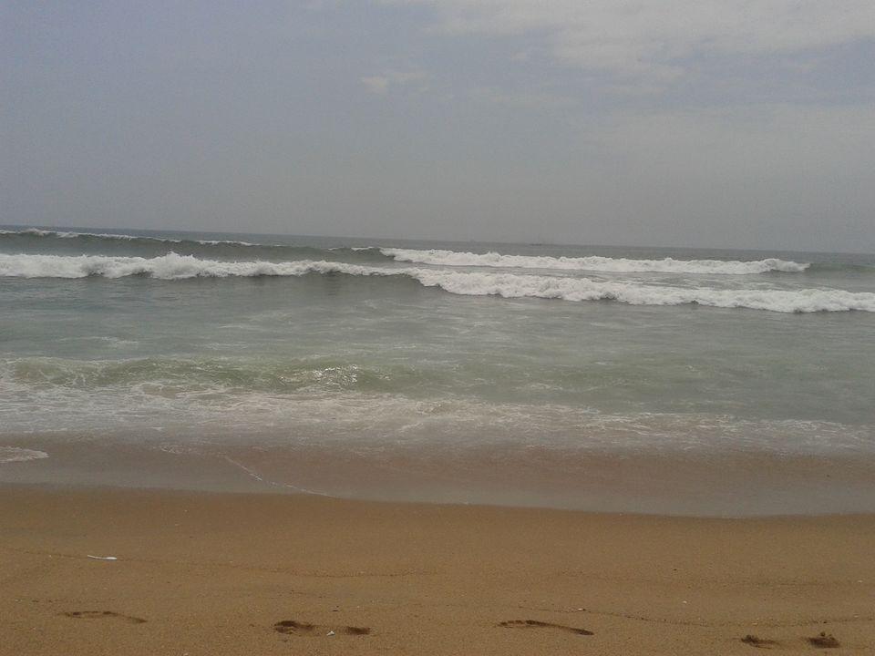 Vizag: Beach Please!