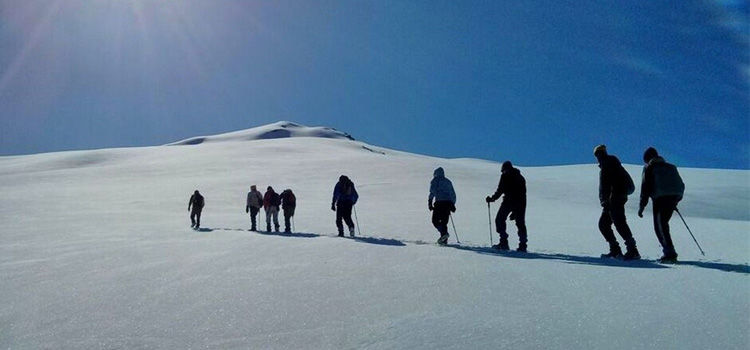 Photos of 13 Winter trek in India Himalayas 5/5 by Nirvana Trip