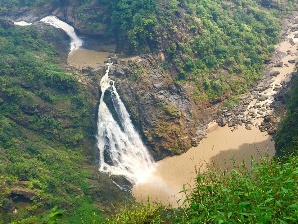 MIGHTY MAGOD FALLS, RIDE DE UTTARA KANNADA | UNEXPLORED INDIA | 1550 kms RIDE FROM BANGALORE