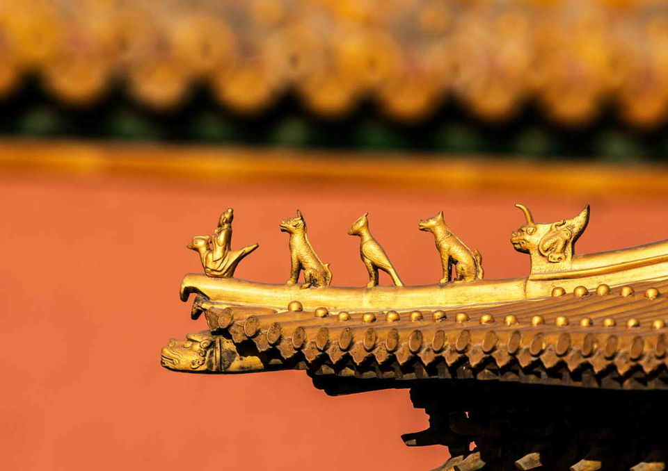 Forbidden City Tour With Lunch