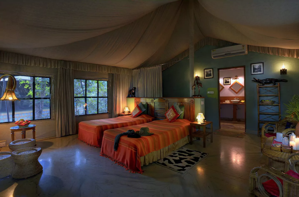 Luxurious Lodges In India's National Parks Where The Adventure Is Right At Your Doorstep