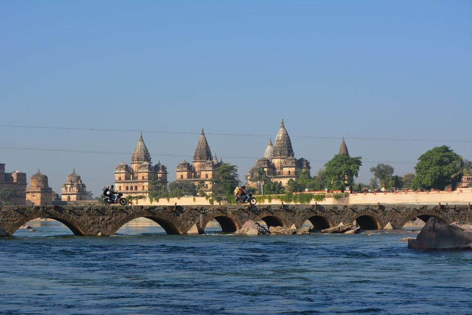Guess What? The Most Convenient Weekend Getaway From Delhi Is This Town In Madhya Pradesh.