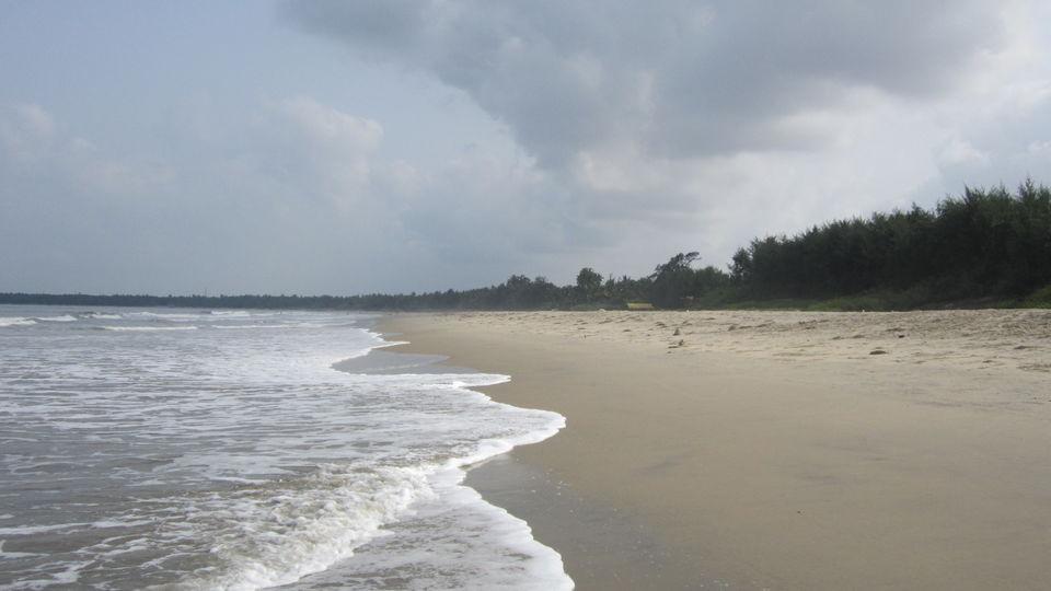 My mid week getaway to Tarkarli
