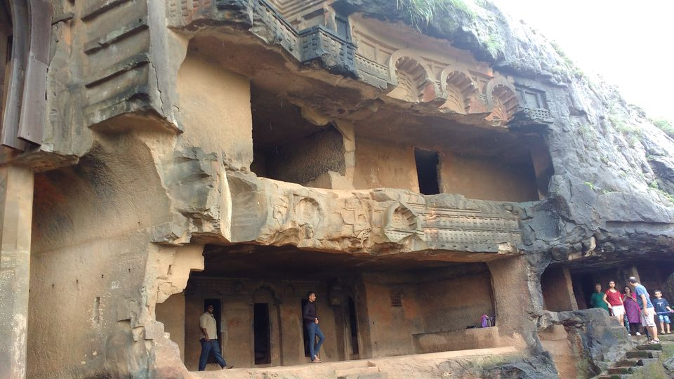 Photo of Bhaje Caves Ancient Buddhist Heritage, Lonavala, Maharashtra, India by theuncanny_traveller