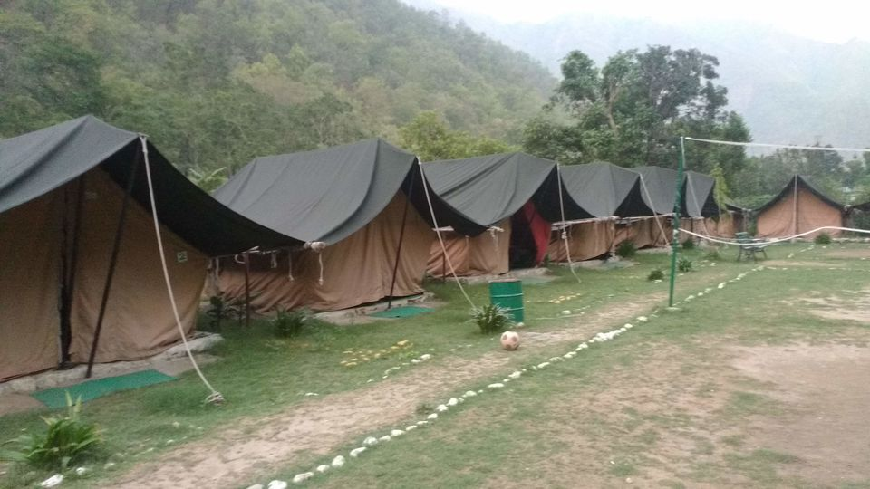 Photo of Wildex Camp Rishikesh, Phool Chatti, Neelkanth Temple Road, Rishikesh, Uttarakhand, India by theuncanny_traveller