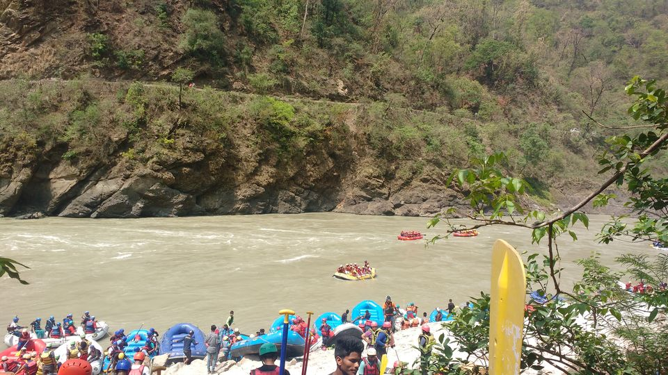 Photo of Rafting in Rishikesh #adventure by theuncanny_traveller