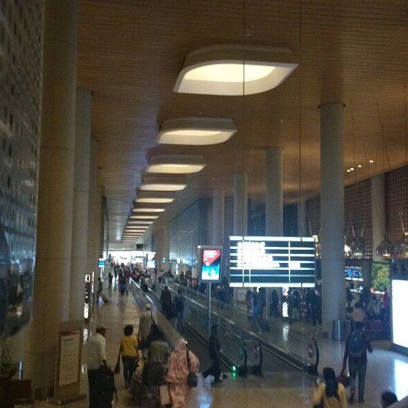 Photo of Chhatrapati Shivaji International Airport (BOM), Mumbai, Maharashtra, India by theuncanny_traveller