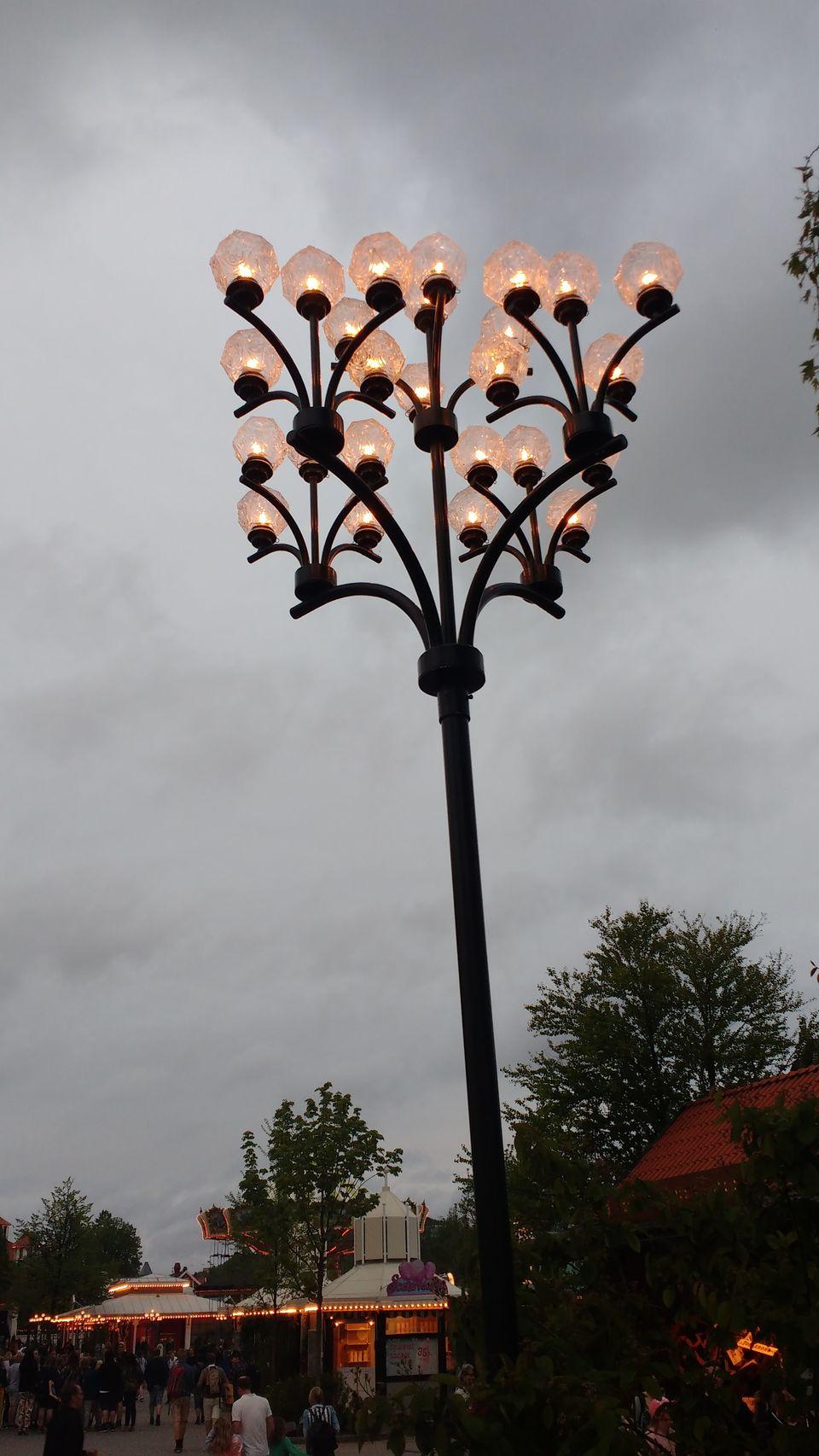 Photo of Liseberg Amusement Park #GothenburgSweden by theuncanny_traveller