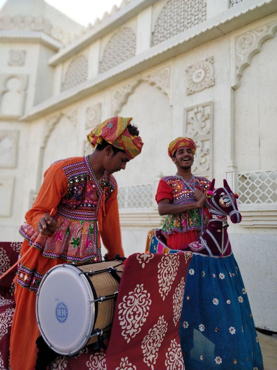 Photo of Rann Utsav - The carnival that became Oasis in Desert by Krutarth Vashi