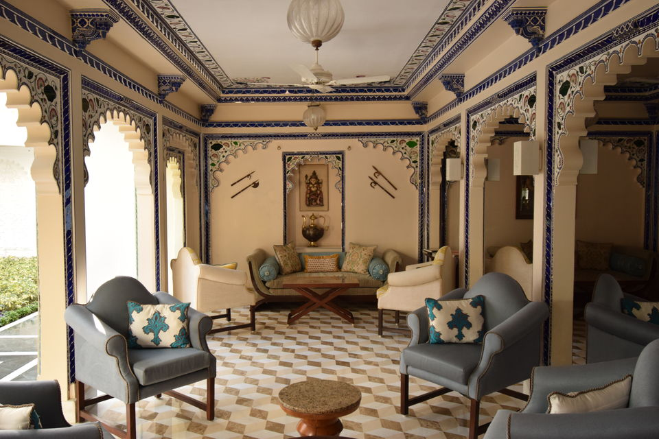 Photo of Experience a Royal Summer at Taj Lake Palace, Udaipur #summerescape #notinhills 3/16 by Krutarth Vashi