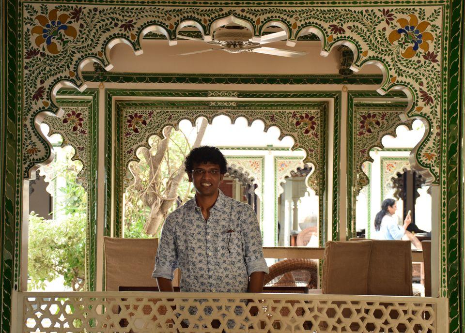Photo of Experience a Royal Summer at Taj Lake Palace, Udaipur #summerescape #notinhills 6/16 by Krutarth Vashi